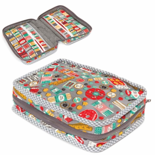 Carry Along Sewing Case - Free Pattern