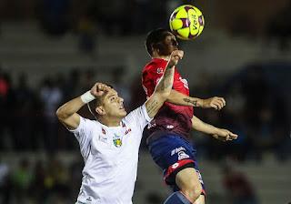 Cimarrones vs venados en la 17 del Clausura 2017