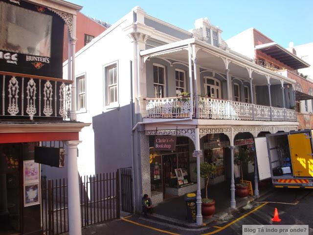 Long Street, Cidade do Cabo, África do Sul