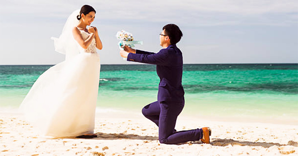 Beautiful Philippines wedding