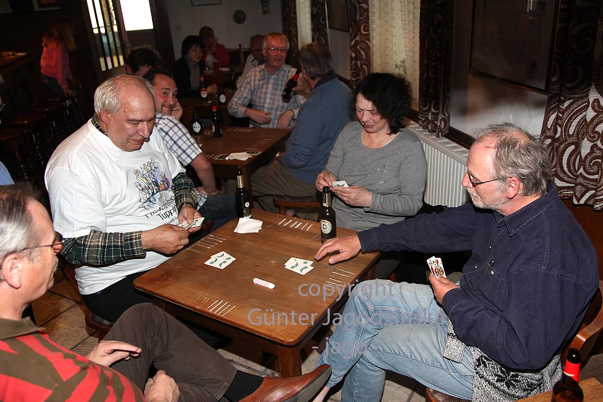 Kartenspiel Tuppen
