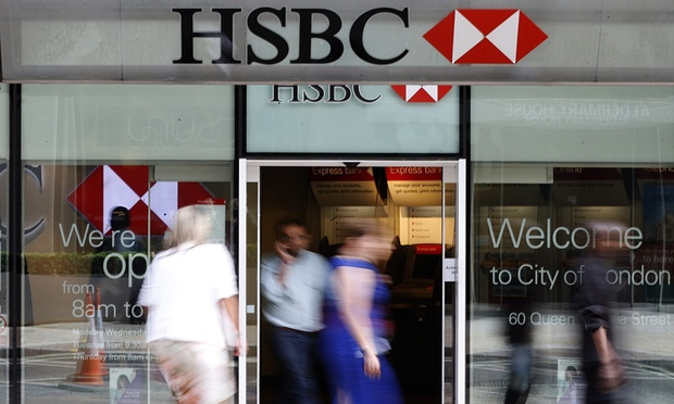 HSBC's Bank Again Hit By A Cyber Attack