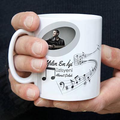 müzik öğrencisine hediye