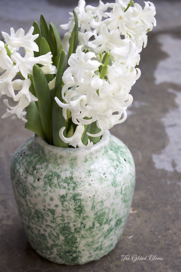 Collecting Artful Floral Containers