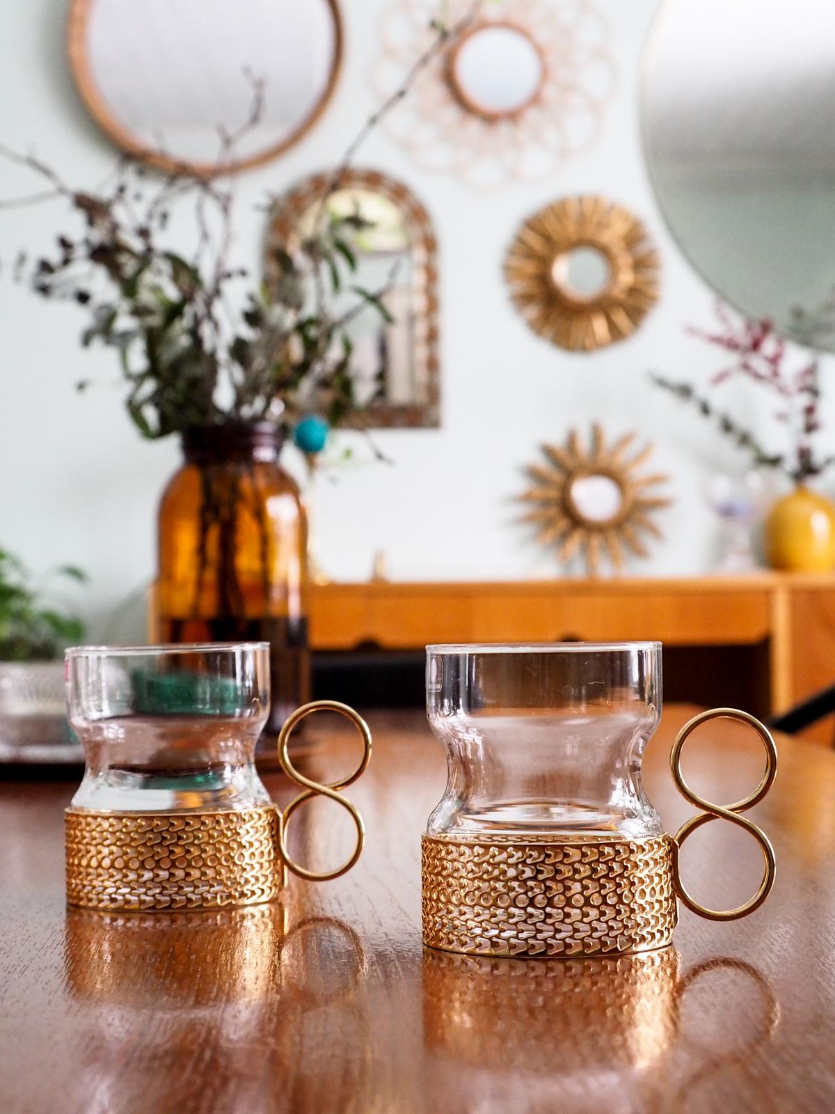 Iiittala Tsaikka-lasit, kirppislöytö