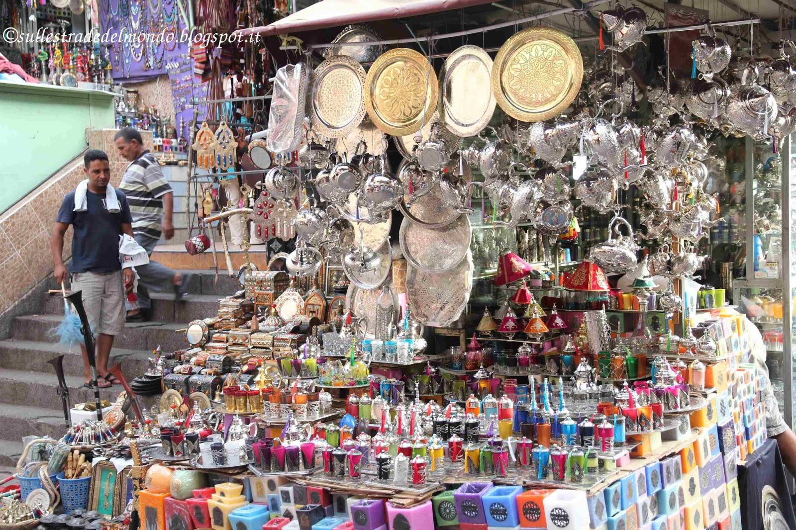 Souq di Marrakesh