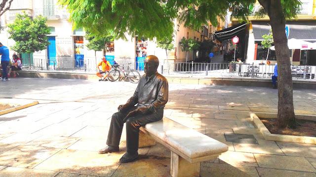 Pablo Picasso Monument - Malaga Trips