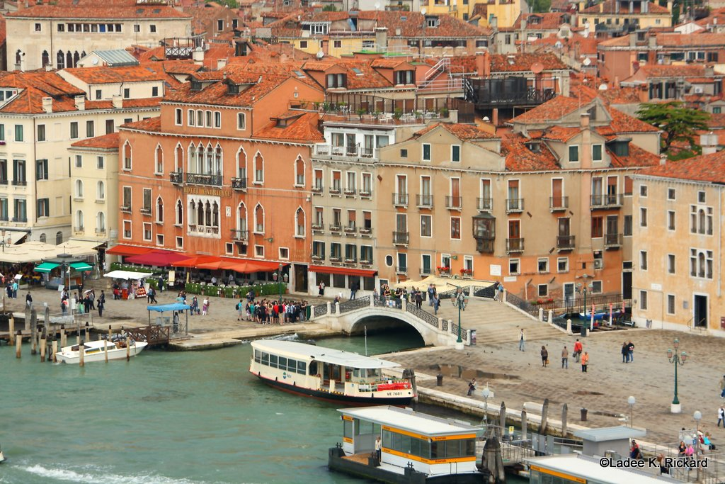Ladee S Travels Venice Italy Castello Bridges And Boats