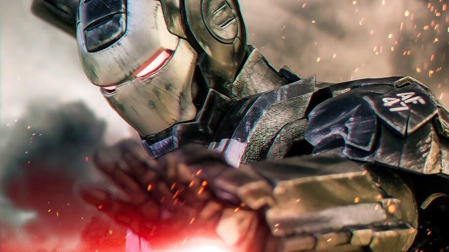 War Machine, Marvel, 4K, #6.1185
