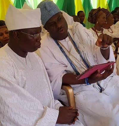 Ooni Charges Yoruba Groups To Be United