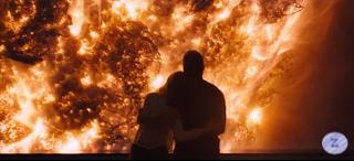 Niesamowita sceneria z filmu ,,Pasażerowie''