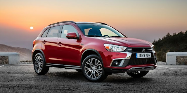 Mitsubishi ASX 2018 car one tv
