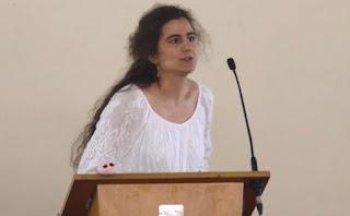 Pro-life author Fiorella Nash