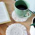 Diy Round Macramé Boho Costers - Curly Made Coaster - Diy Crafts