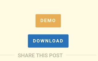 Cara Membuat Tombol Download dan Demo keren, Valid AMP dan Non AMP