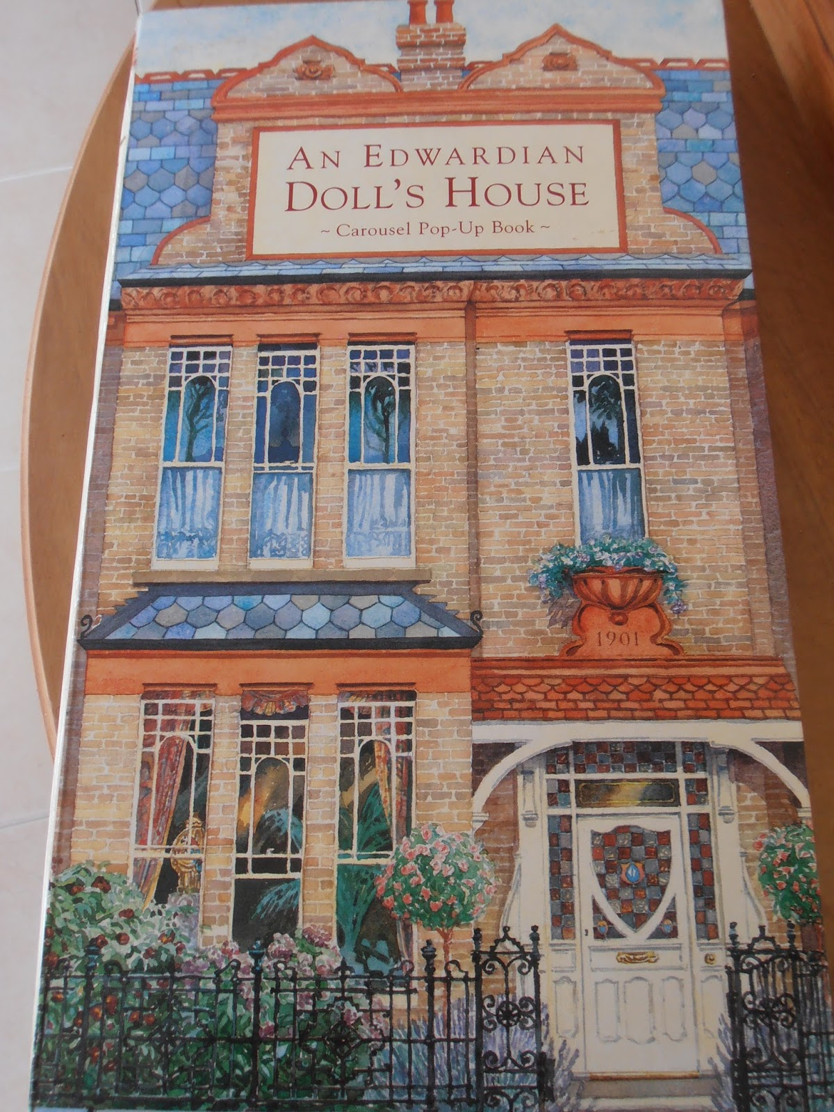 The Dolls House Dolls Houses And Minis An Edwardian Doll 39s House Carousal