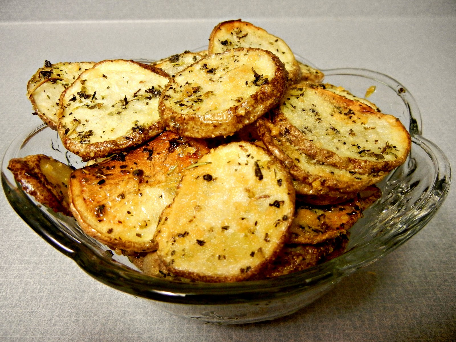 for the love of jordica: Oven Baked Potatoes