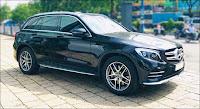 Mercedes GLC 300 4MATIC 2018 đã qua sử dụng màu Đen