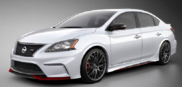 2018 Nissan Sentra Redesign