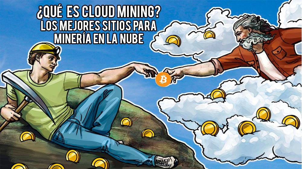 mineria en la nube