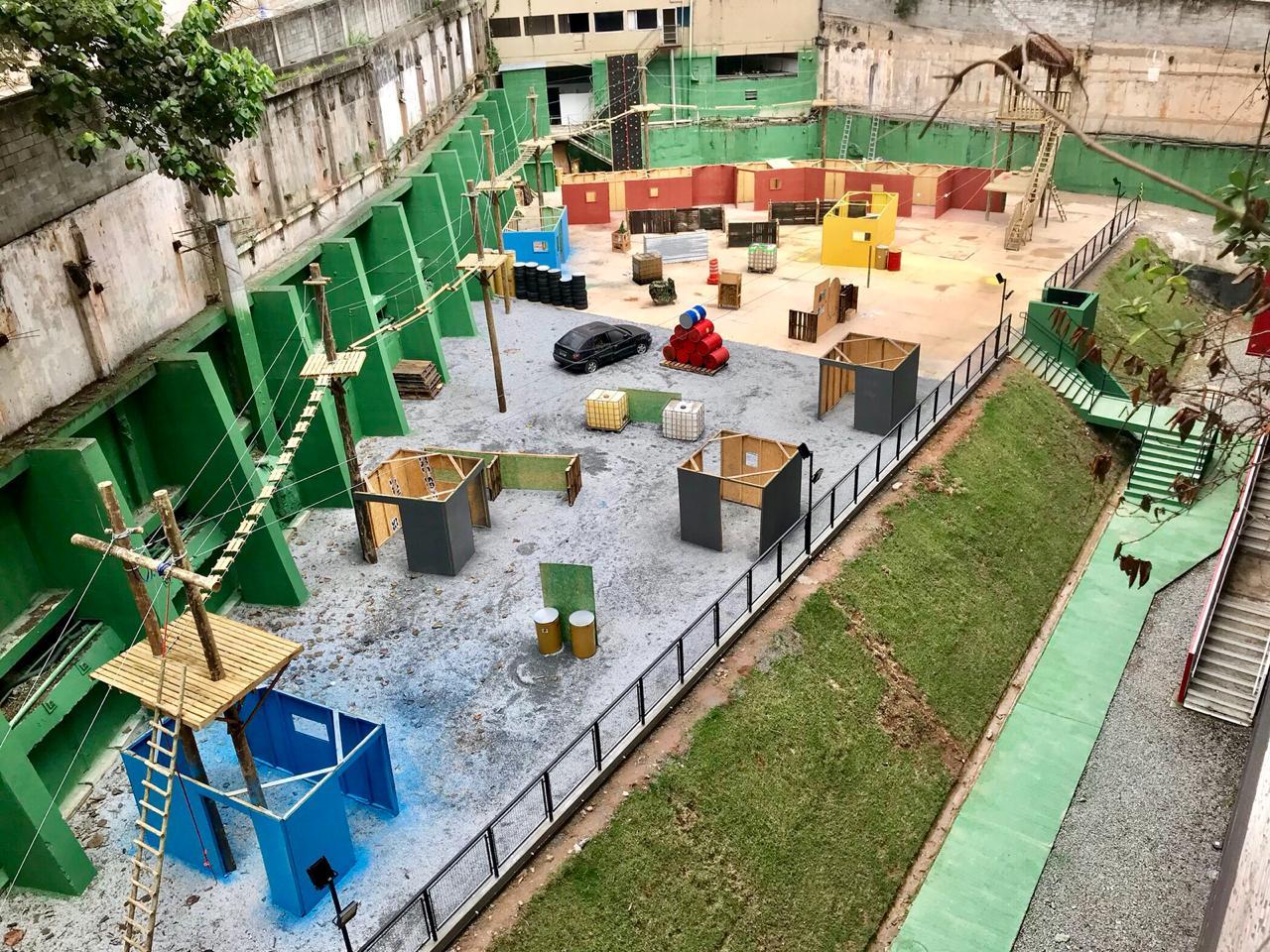 c4792904f2 Morumbi Town Shopping recebe novo espaço radical para práticas ...