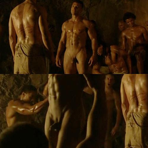 spartacus liam mcintyre naked