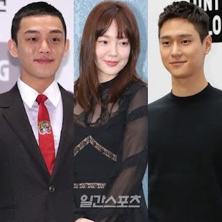 Yoo Ah-In, Ko Gyung-Pyo, Lim Soo-Jung,