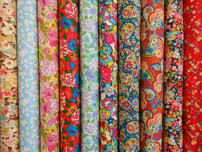 Liberty Lifestyle fabrics at Avery Homestore