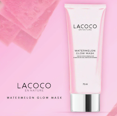 Harga Lacoco Watermelon Glow Mask Nasa