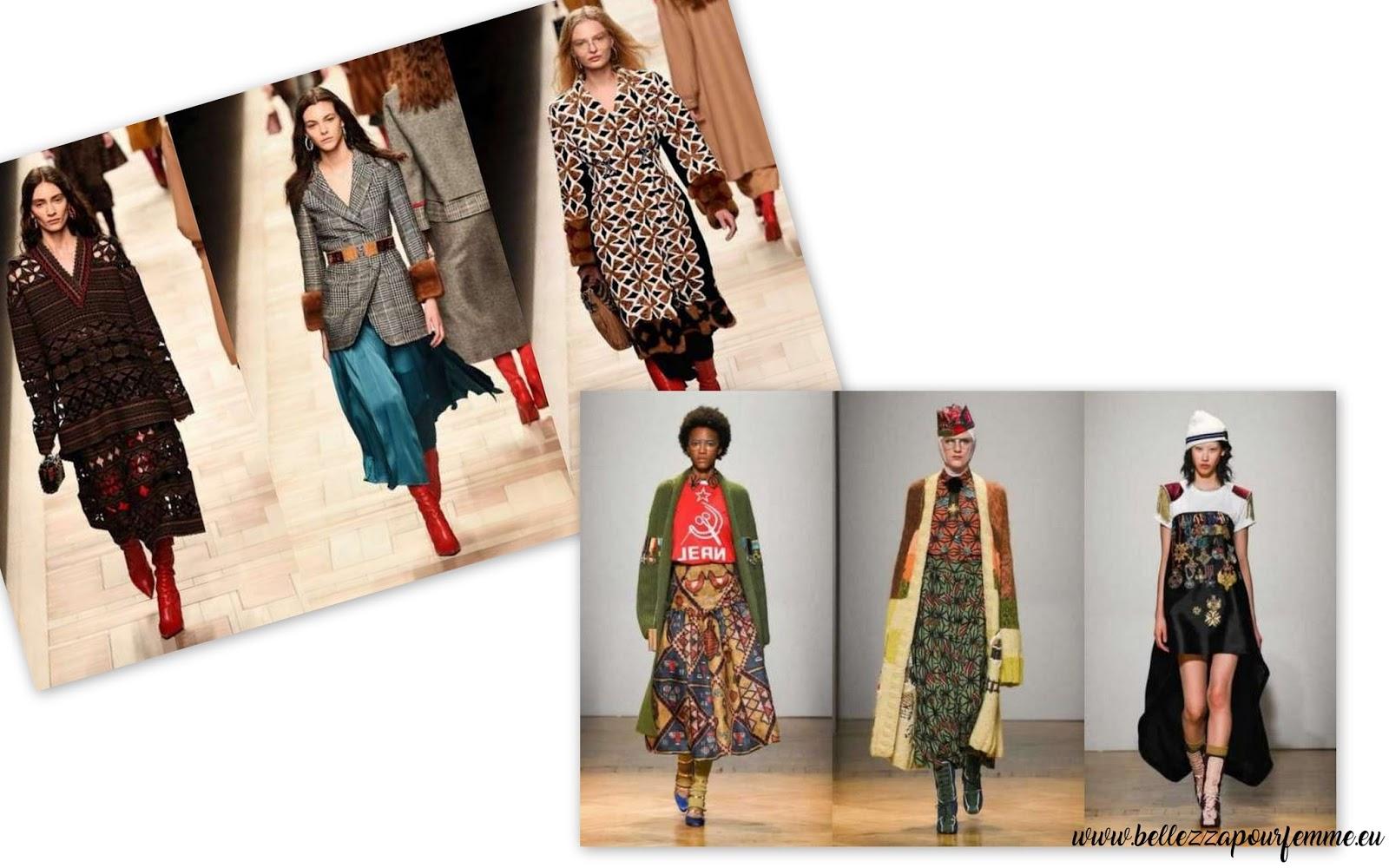 tendenza moda inverno 2018