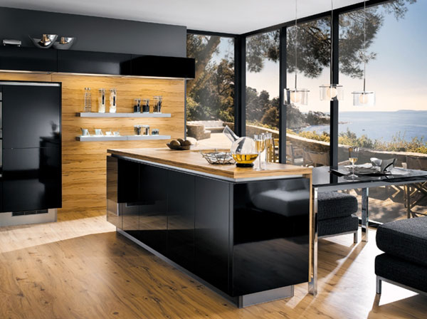 Modern Kitchen Designs | Custom Kitchen Cabinets | Bathroom ...