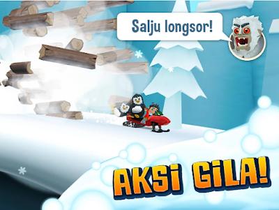 Ski Safari 2 MOD APK, Ski Safari 2 APK