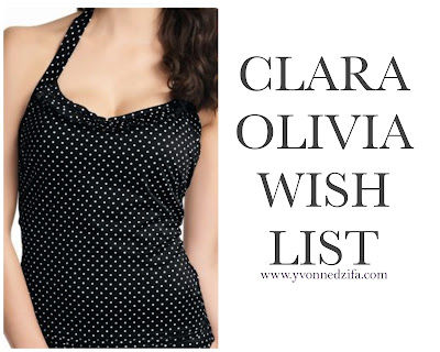 Clara-Olivia Wish List