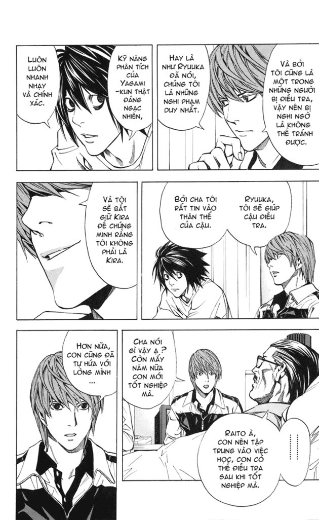 Death Note chapter 022 trang 11