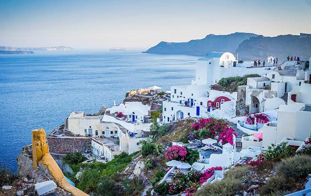 Ilhas Gregas Santorini