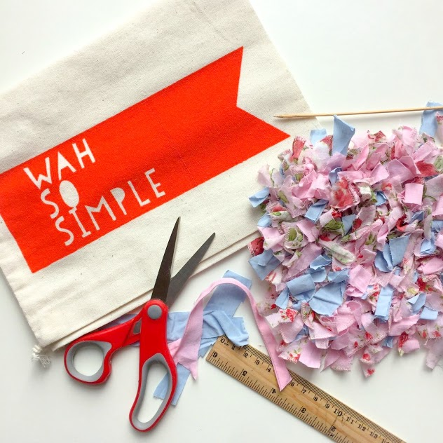 Wahsosimple craft workshops diy craft kits and ideas for Craft ideas for old t shirts