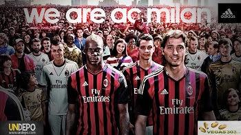 List Terbaru Pendapatan Pemain AC Milan 2017