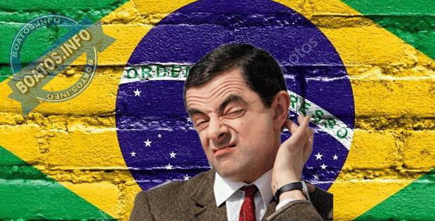 Estudo britânico revela: povo brasileiro é o 3° mais idiota do mundo