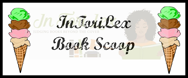Giveaway, InToriLex, Book News, Book Scoop, Weekly Feature