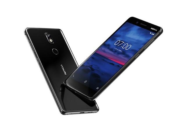 Nokia 7 Resmi Dijual 5 Juta, Ini Spesifikasinya