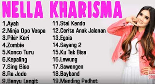 Download lagu Nella Kharisma terbaru full album