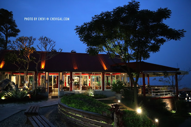 IMG 0714 - 台中龍井│不夜天夜景餐廳*不用出國也能感受南洋風情。特色柴燒窯烤披薩別錯過