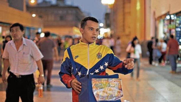 9 de cada 10 venezolanos que llegan al Perú son profesionales