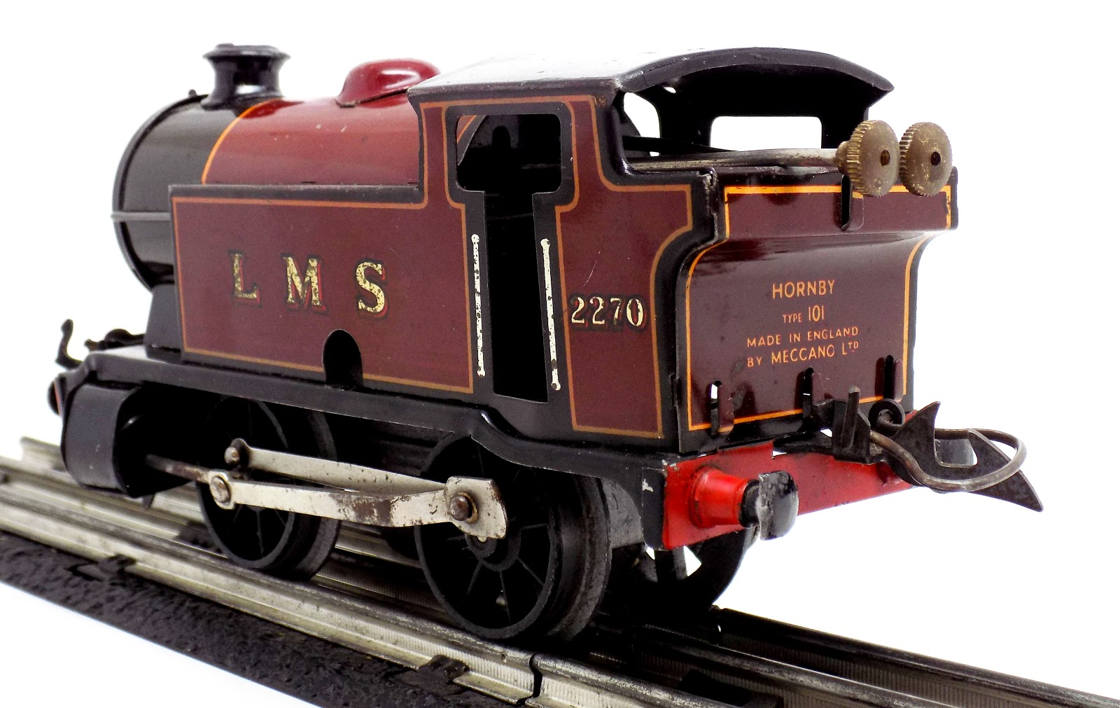 Toys and Stuff: TRAIN TIME: A Yank Does Hornby Pt 1 - Hornby Type