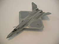"YF-23 ""Gray ghost"" (prototype)"