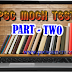 PSC MOCK TEST - PART 2 (LDC ONLINE TEST)