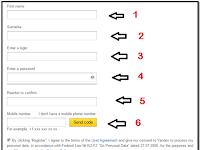 Cara Mudah Daftar Yandex Webmaster Tools Dan Submit URL