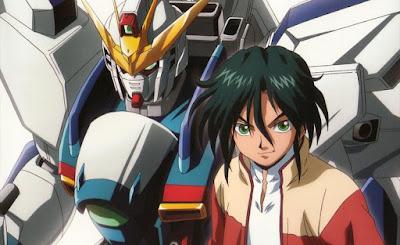 Kidou Senshi Gundam X