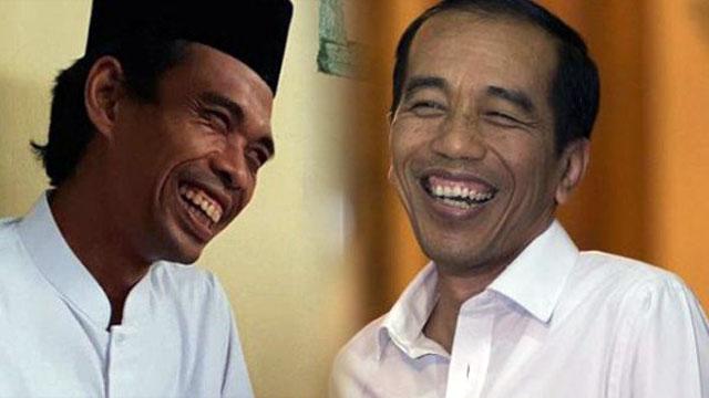 Ustadz Abdul Somad Ditanya soal Kepemimpinan Jokowi, Begini Jawabannya!