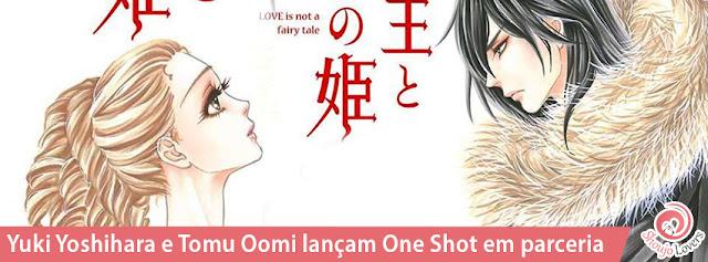 Yuki Yoshihara e Tomu Oomi lançam One Shot em parceria